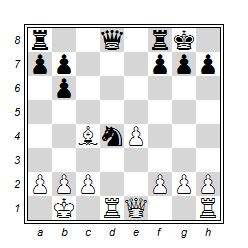 Fesslung im Schach 2